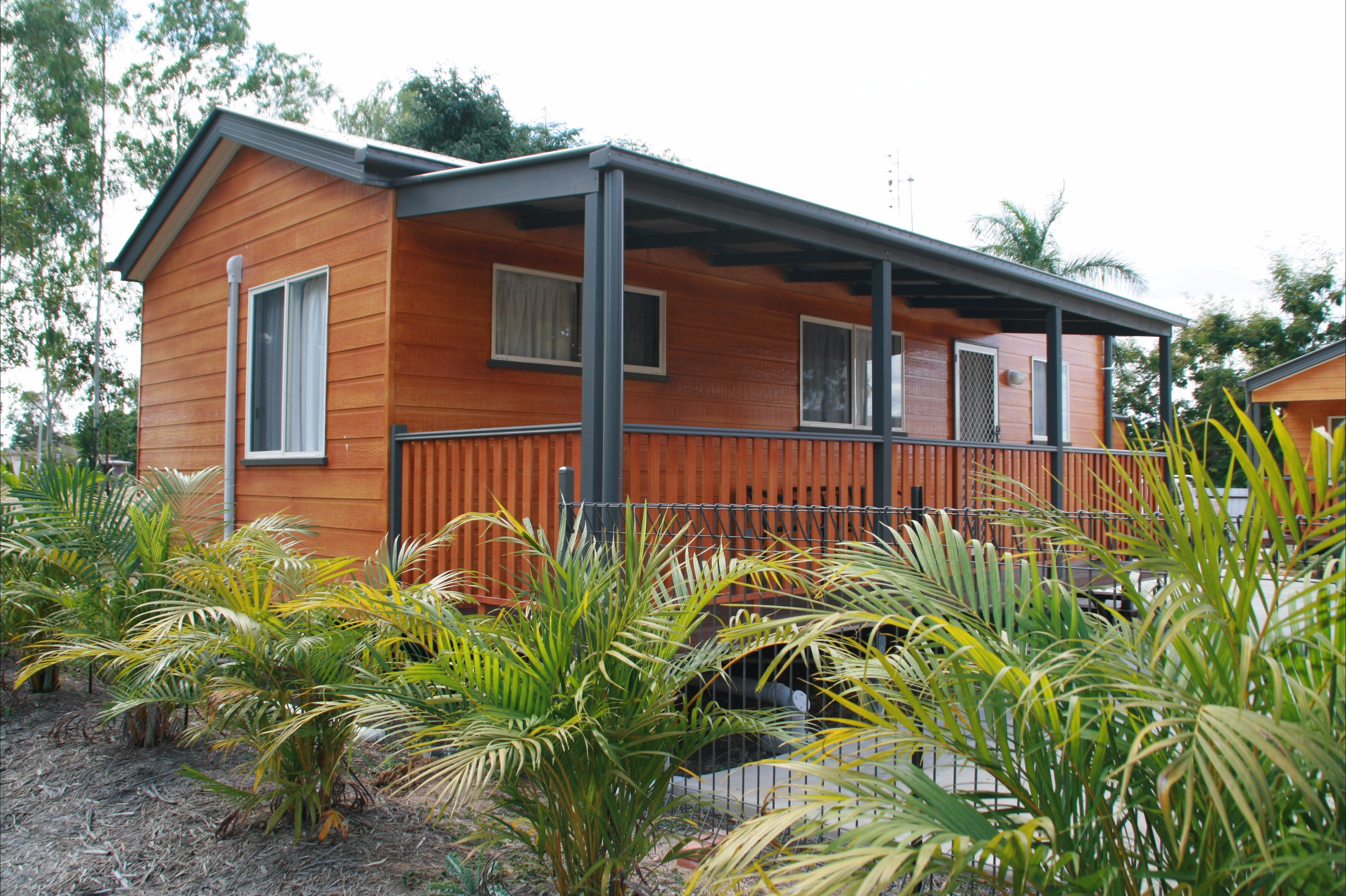 Charters Towers Tourist Park Top ParkDiscovery Park - Accommodation Great Ocean Road