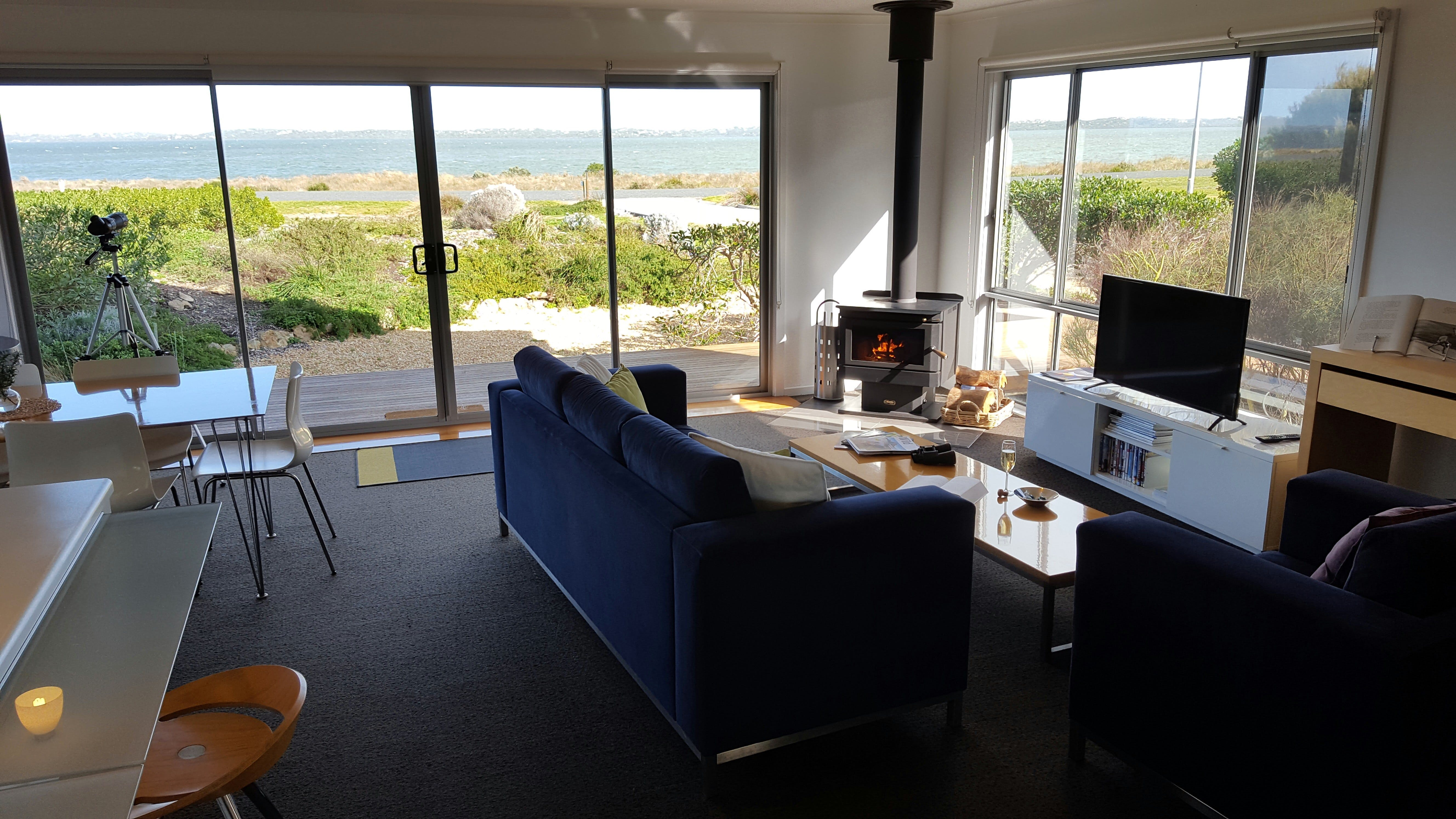 Coorong Waterfront Retreat - Accommodation Great Ocean Road