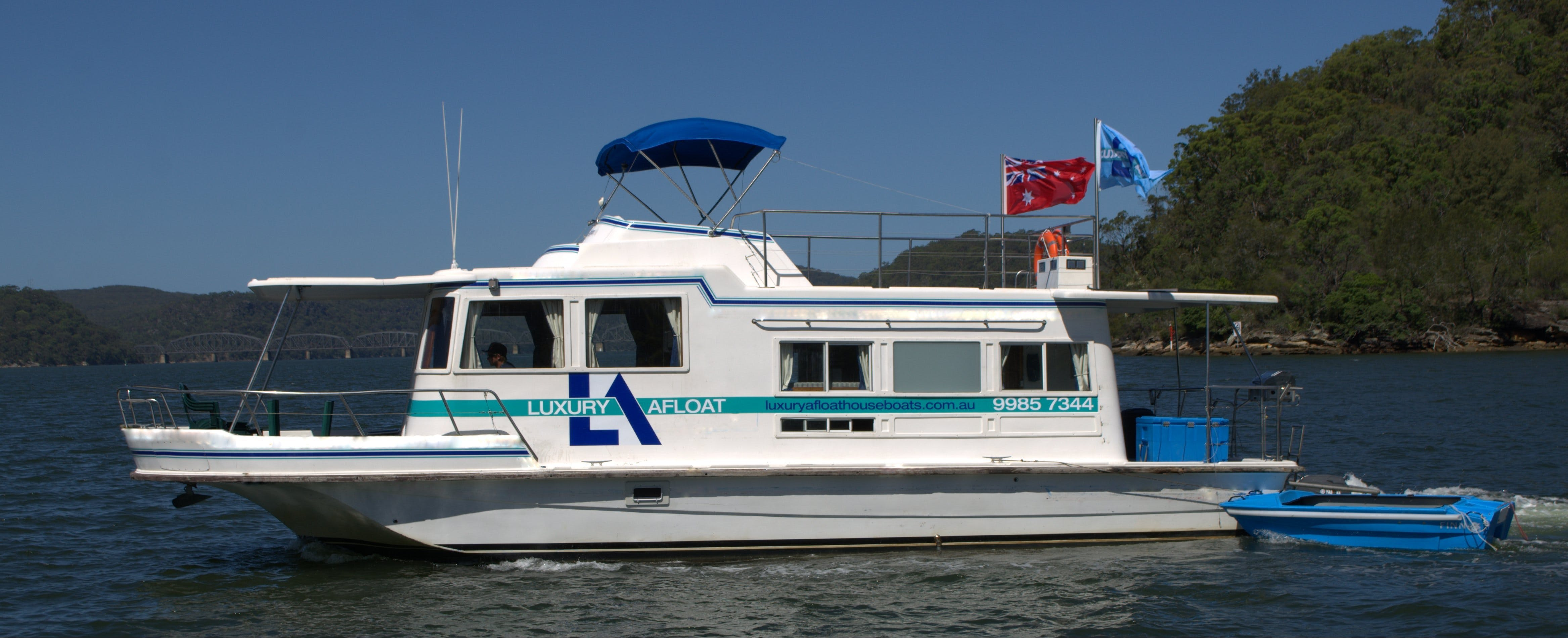 Luxury Afloat Hawkesbury River and Brooklyn - Accommodation Great Ocean Road