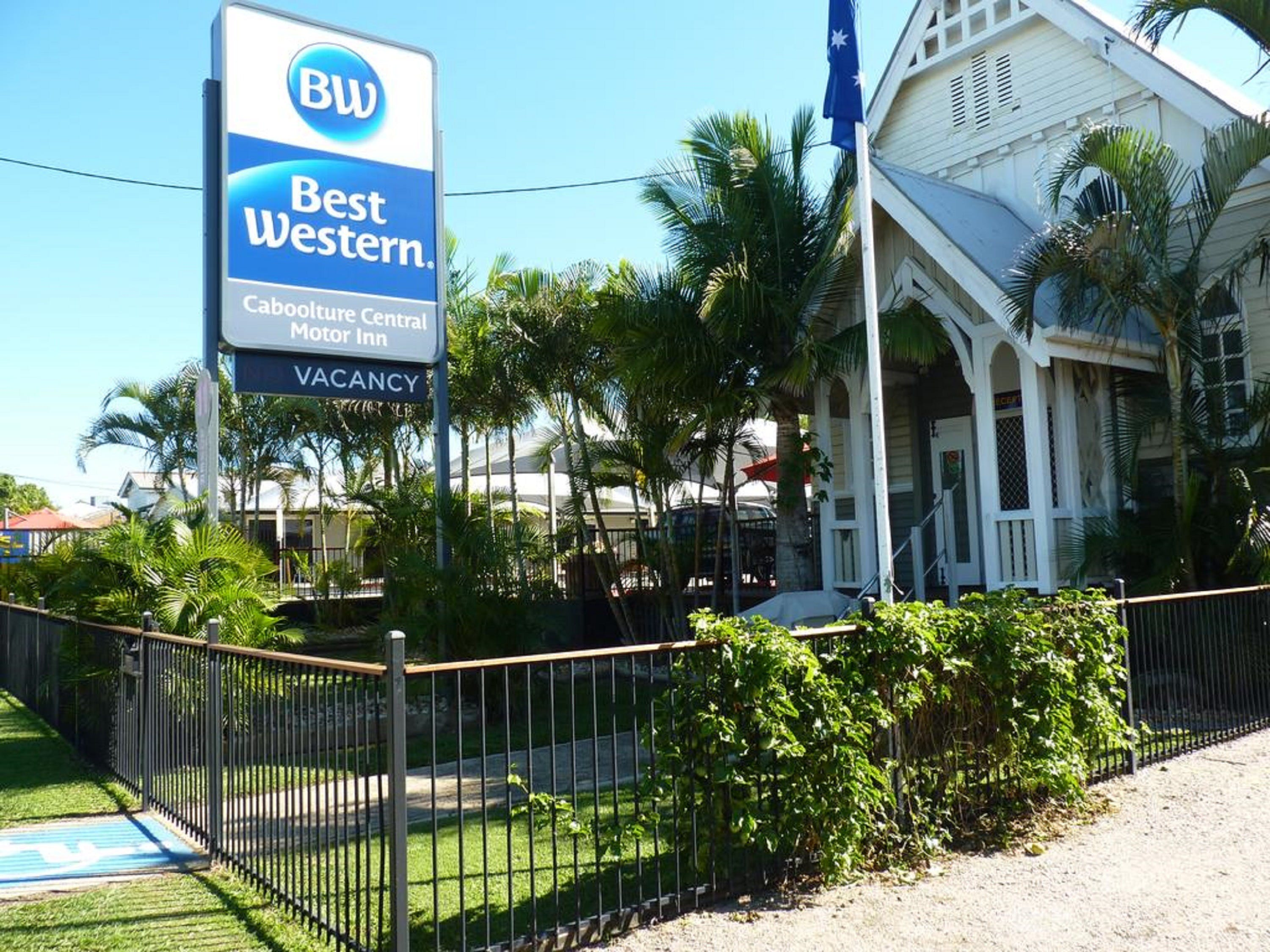 Best Western Caboolture Central Motor Inn - Accommodation Great Ocean Road