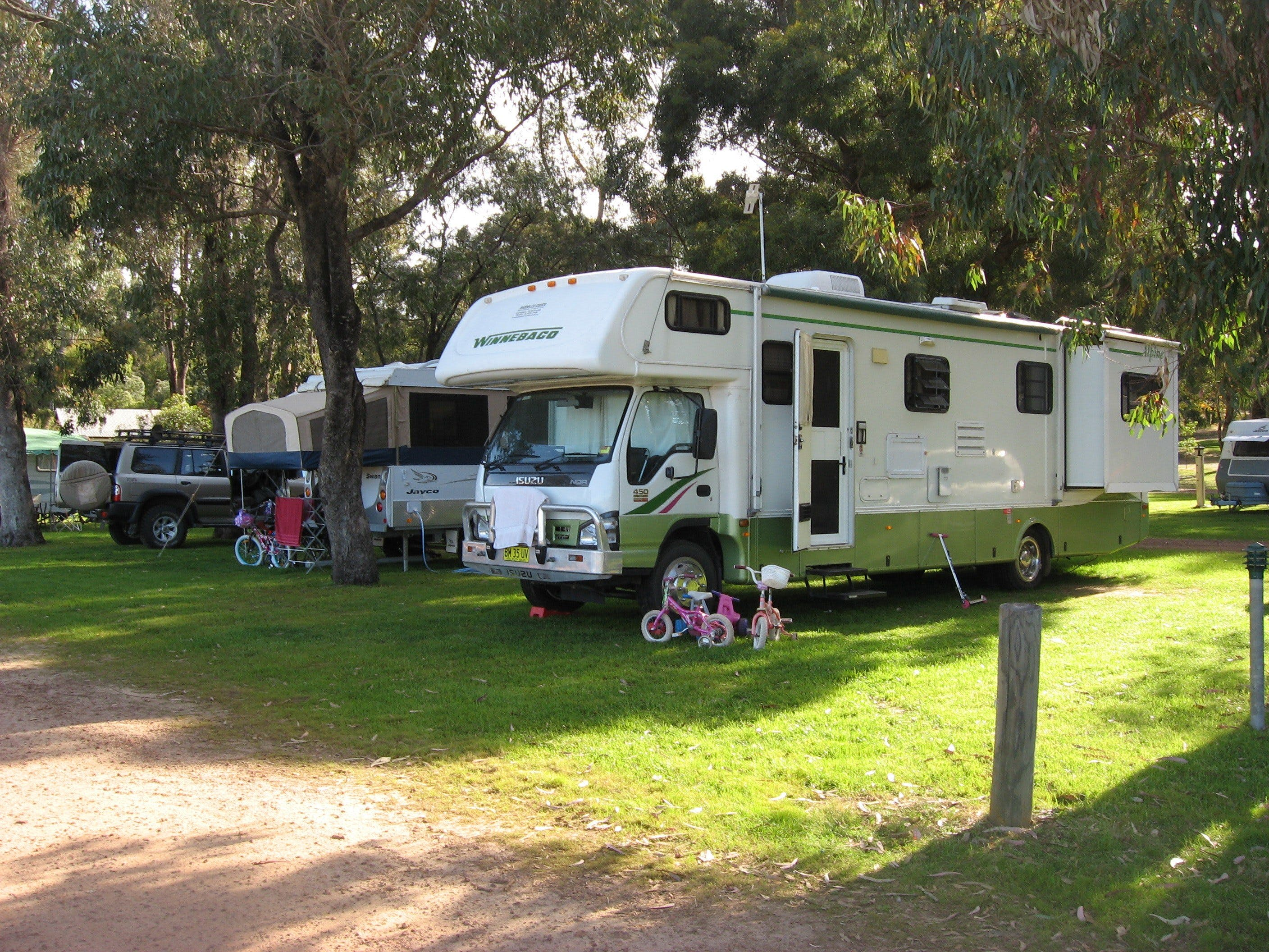BIG4 Taunton Farm Holiday Park - Accommodation Great Ocean Road