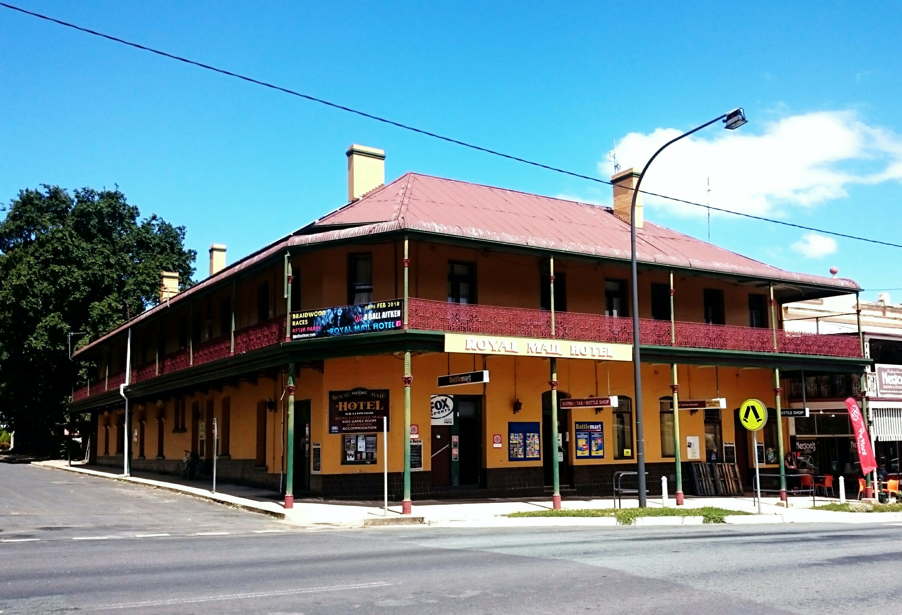 Royal Mail Hotel Braidwood - Accommodation Great Ocean Road