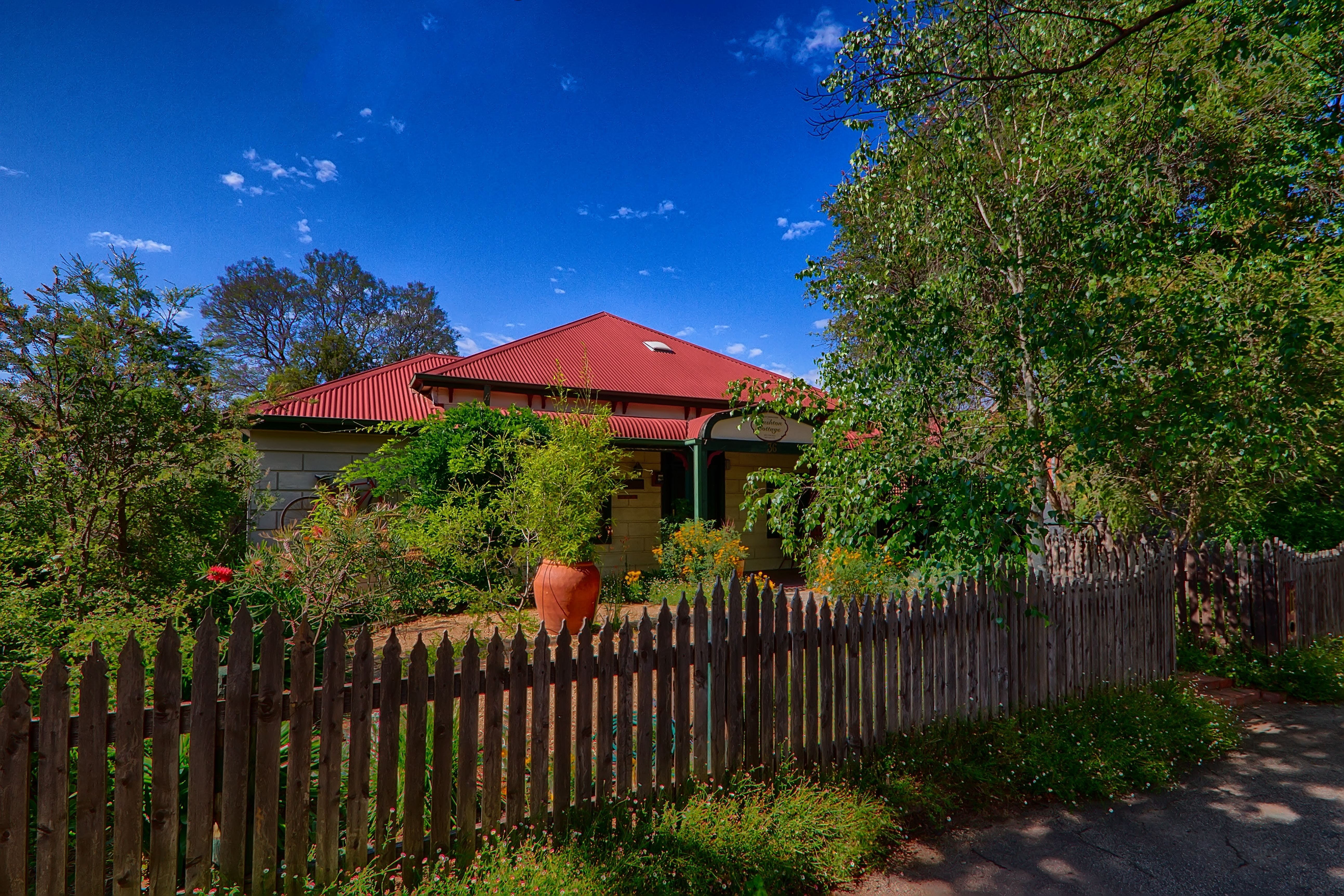 Rushton Cottage BB Private Guest Studio - Accommodation Great Ocean Road