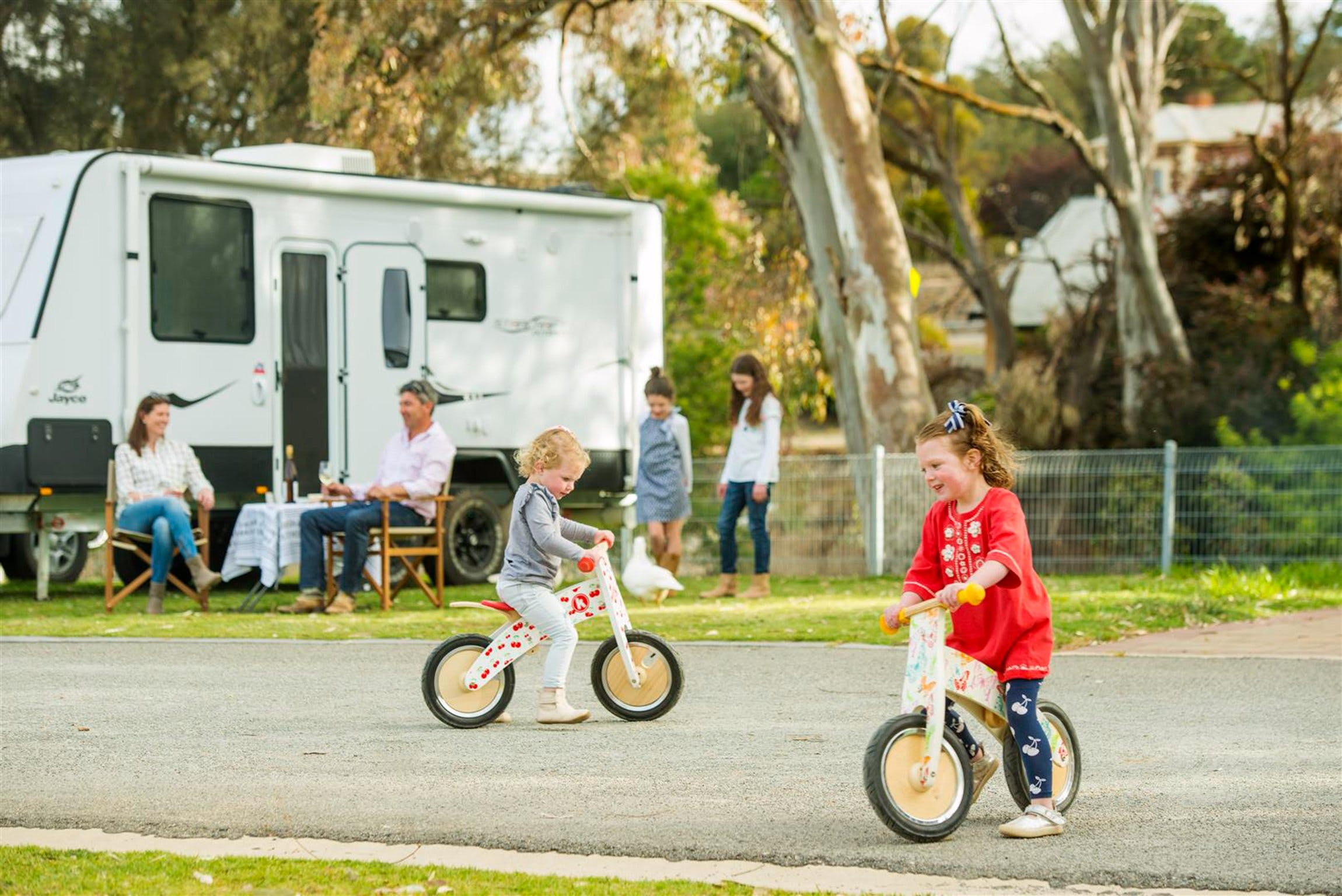 Burra Caravan and Camping Park - Accommodation Great Ocean Road