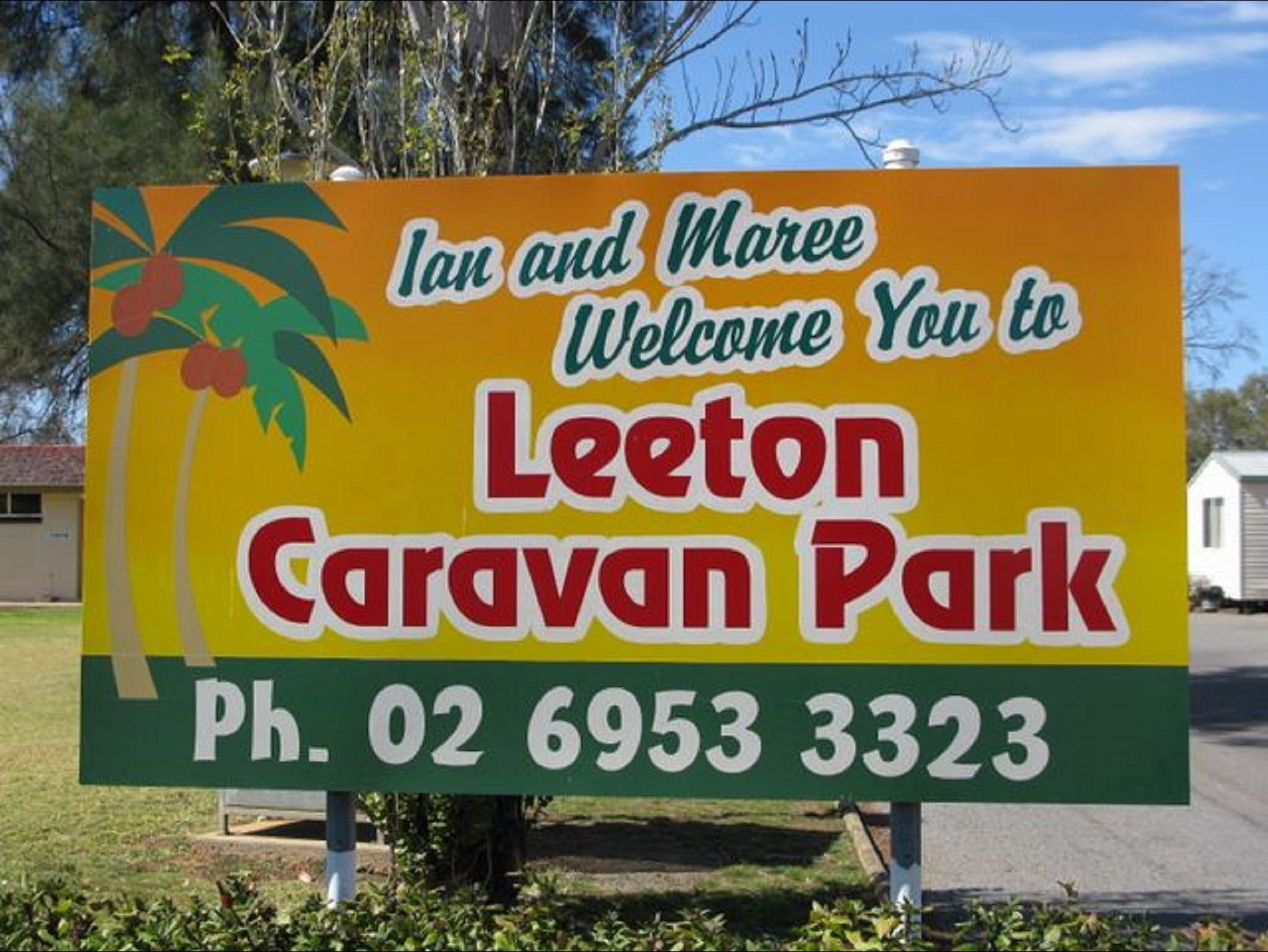 Leeton Caravan Park - Accommodation Great Ocean Road