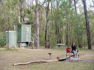 Ten Mile Hollow campground - Accommodation Great Ocean Road