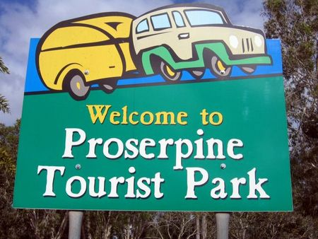 Proserpine Tourist Park - Accommodation Great Ocean Road