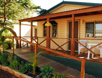 Wintersun Caravan  Tourist Park - Accommodation Great Ocean Road
