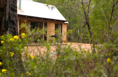 Bussells Bushland Cottages - Accommodation Great Ocean Road
