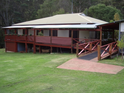 Pemberton Camp School - Accommodation Great Ocean Road
