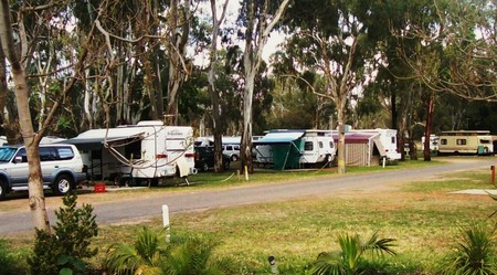 Buronga Riverside Tourist Park - Accommodation Great Ocean Road