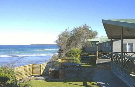 Berrara Beach Holiday Chalets - Accommodation Great Ocean Road