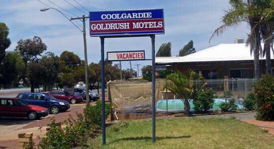 Coolgardie Motel - Accommodation Great Ocean Road