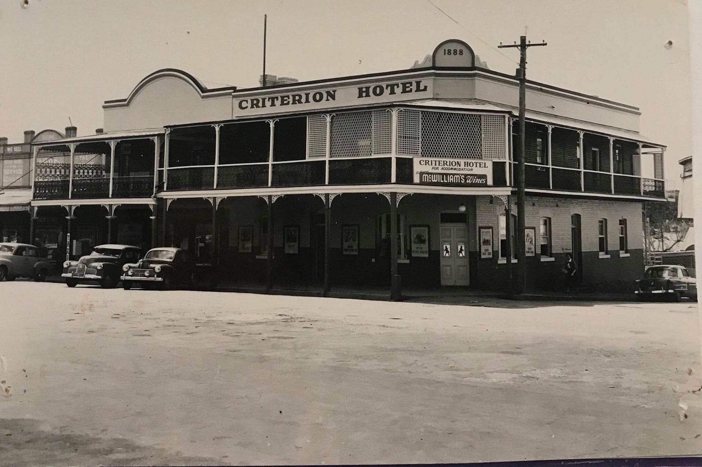 Criterion Hotel Grenfell - Accommodation Great Ocean Road