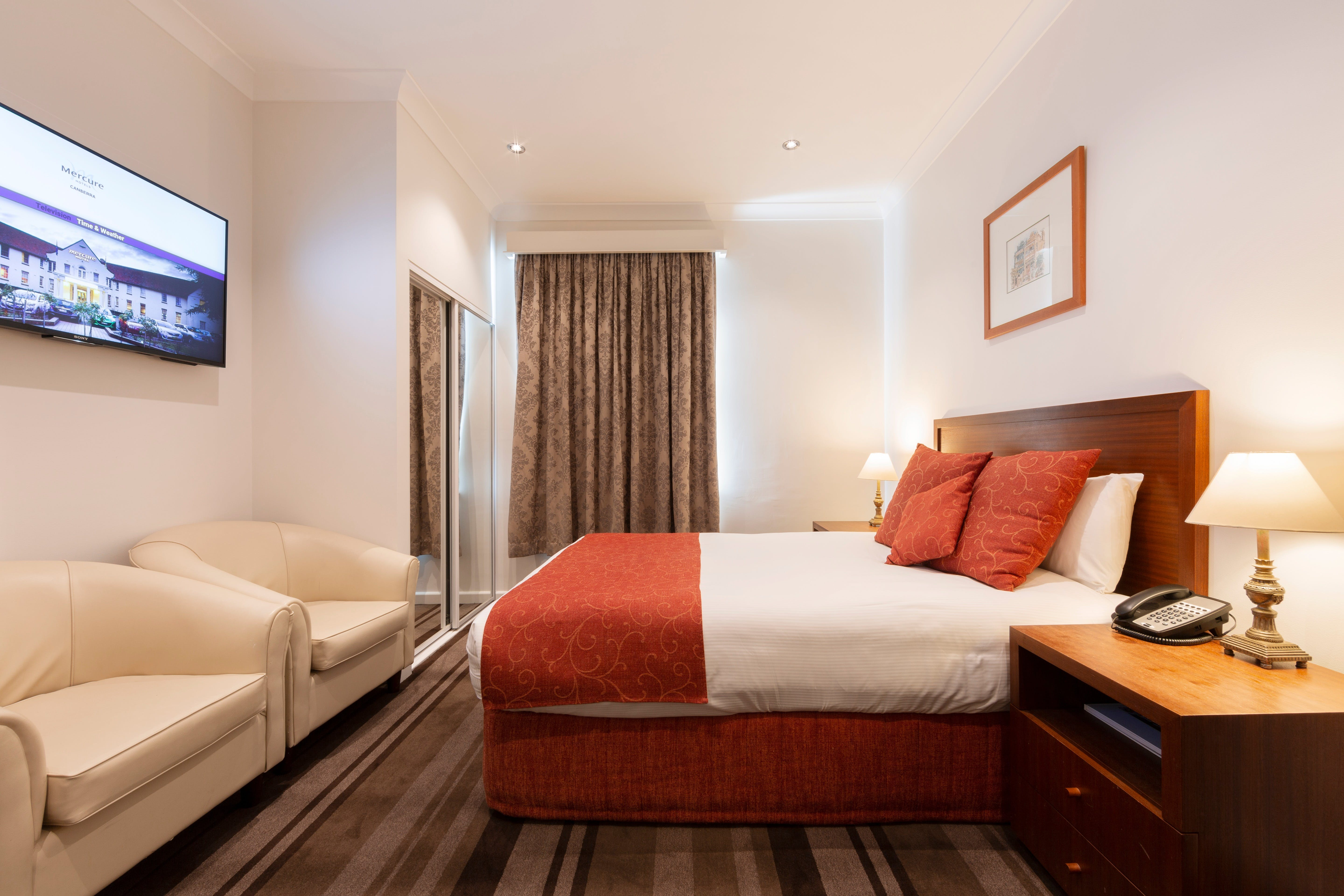 Mercure Canberra - Accommodation Great Ocean Road
