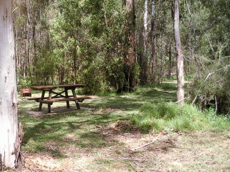 Mulloon Creek campground - Accommodation Great Ocean Road