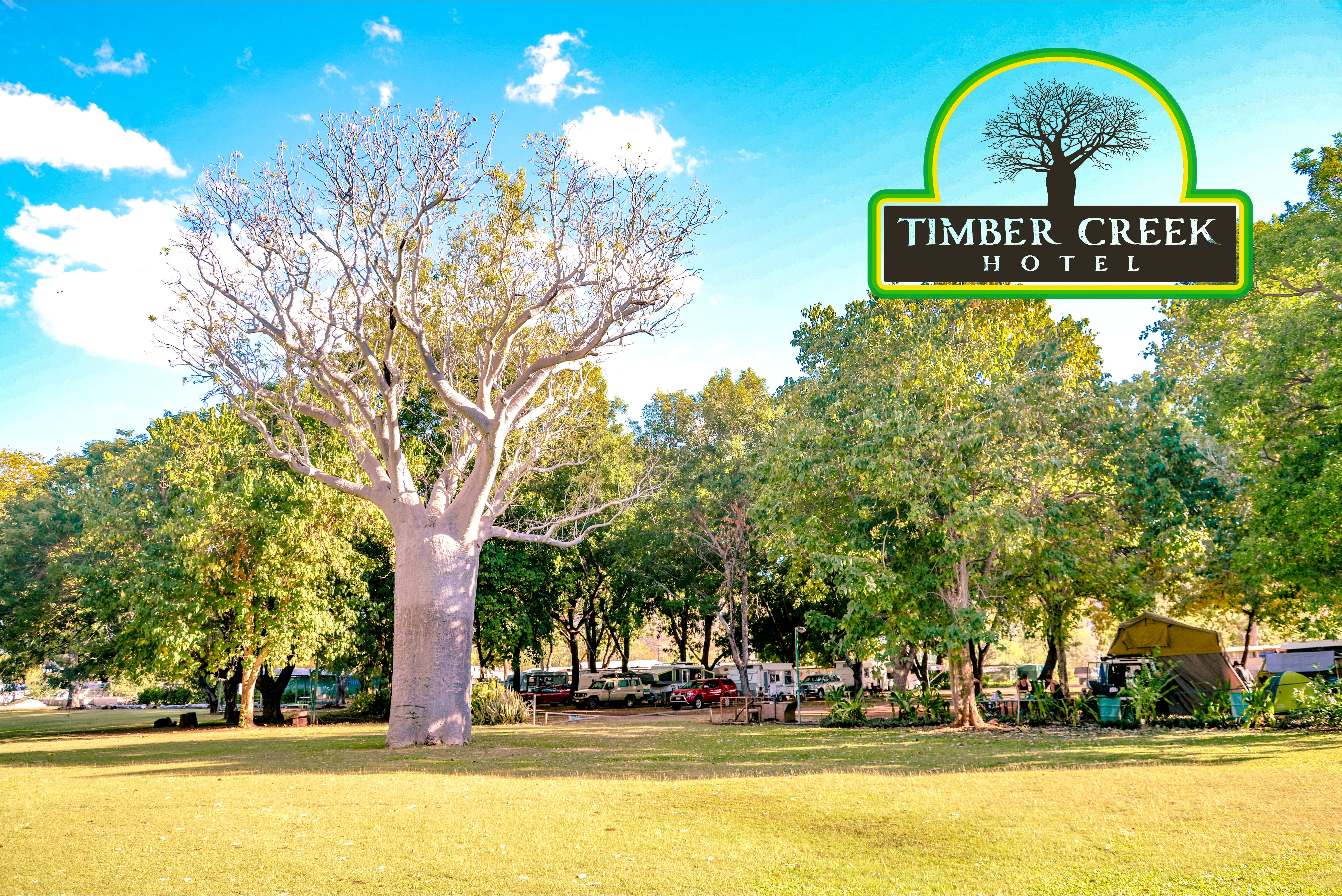 Timber Creek Hotel and Caravan Park - Accommodation Great Ocean Road