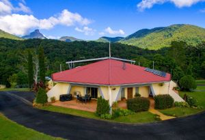 A View of Mount Warning Bed and Breakfast - Accommodation Great Ocean Road