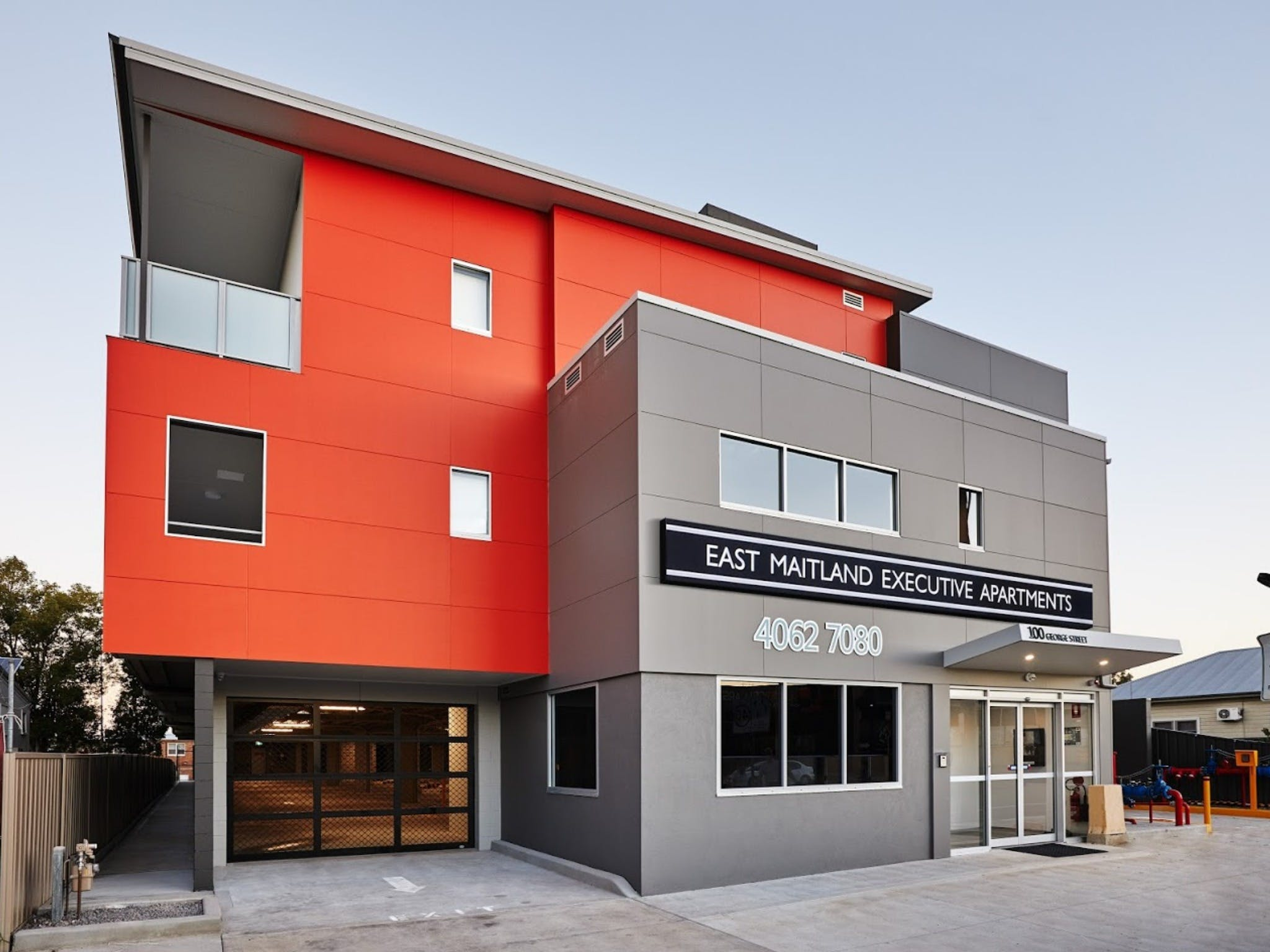 East Maitland Executive Apartments - Accommodation Great Ocean Road