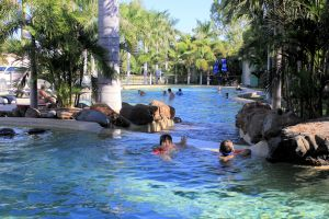 Big4 Aussie Outback Oasis Holiday Park - Accommodation Great Ocean Road