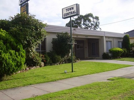 Bairnsdale Town Central Motel - Accommodation Great Ocean Road