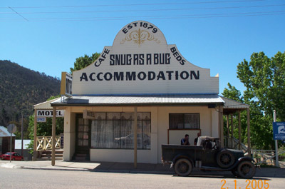 Snug as a Bug Motel - Accommodation Great Ocean Road