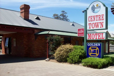 Centretown Motel Nagambie - Accommodation Great Ocean Road