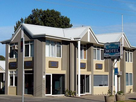Moodys Motel - Accommodation Great Ocean Road