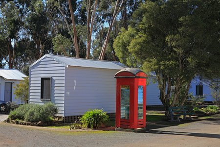 Shady Acres Caravan Park Ballarat - Accommodation Great Ocean Road
