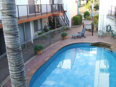 Bargara Beachfront Holiday Apartments - Accommodation Great Ocean Road