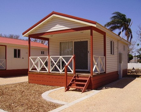 Outback Oasis Caravan Park - Accommodation Great Ocean Road
