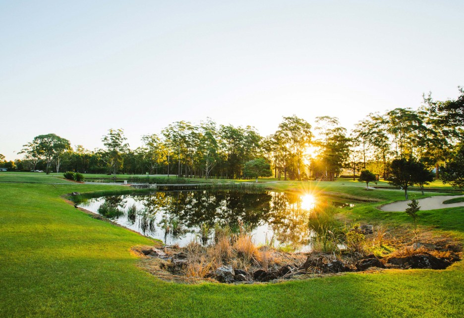 Tallwoods Golf Course and Resort - Accommodation Great Ocean Road