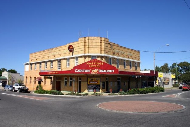 Hastings Hotel - Accommodation Great Ocean Road