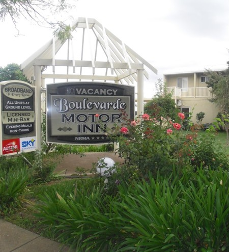 Boulevarde Motor Inn - Accommodation Great Ocean Road