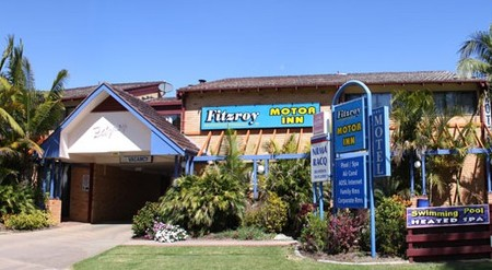 Fitzroy Motor Inn - Accommodation Great Ocean Road