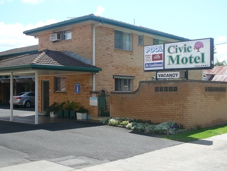 Civic Motel Grafton - Accommodation Great Ocean Road