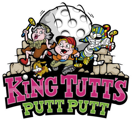 King Tutts Putt Putt - Accommodation Great Ocean Road