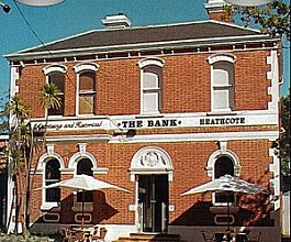 The Bank Heathcote - Accommodation Great Ocean Road