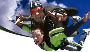 Adelaide Tandem Skydiving - Accommodation Great Ocean Road