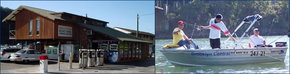 Brooklyn Central Boat Hire & General Store - Accommodation Great Ocean Road