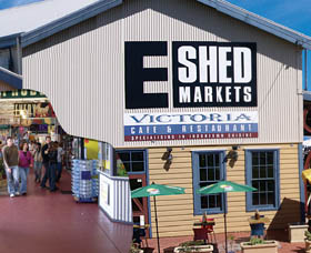 The E Shed Markets - Accommodation Great Ocean Road