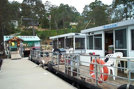 Clyde River Houseboats - Accommodation Great Ocean Road