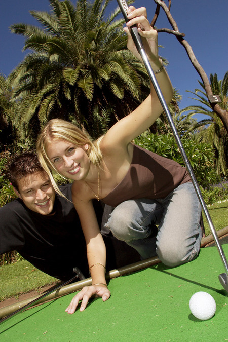Wanneroo Botanical Gardens & Mini Golf - Accommodation Great Ocean Road