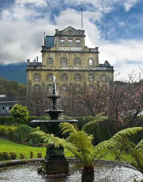 Cascade Brewery Tour - Accommodation Great Ocean Road
