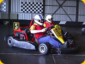 Indoor Kart Hire - Accommodation Great Ocean Road