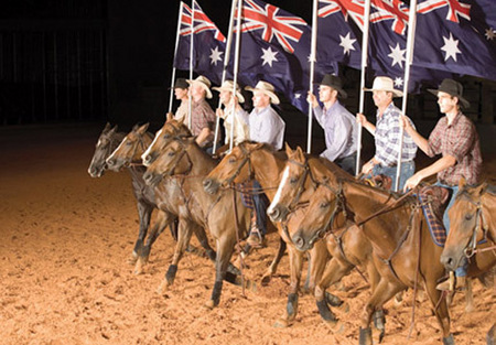 Australian Outback Spectacular - Accommodation Great Ocean Road