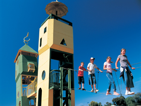 Monash Adventure Park - Accommodation Great Ocean Road