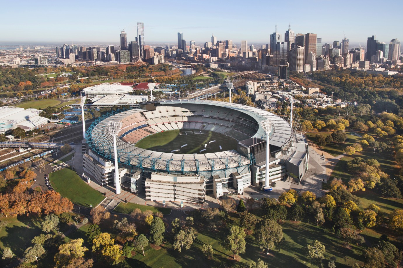 Melbourne Cricket Ground - Accommodation Great Ocean Road