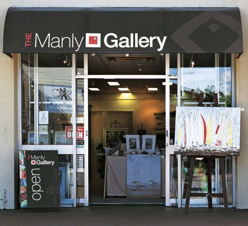 The Manly Gallery - Accommodation Great Ocean Road