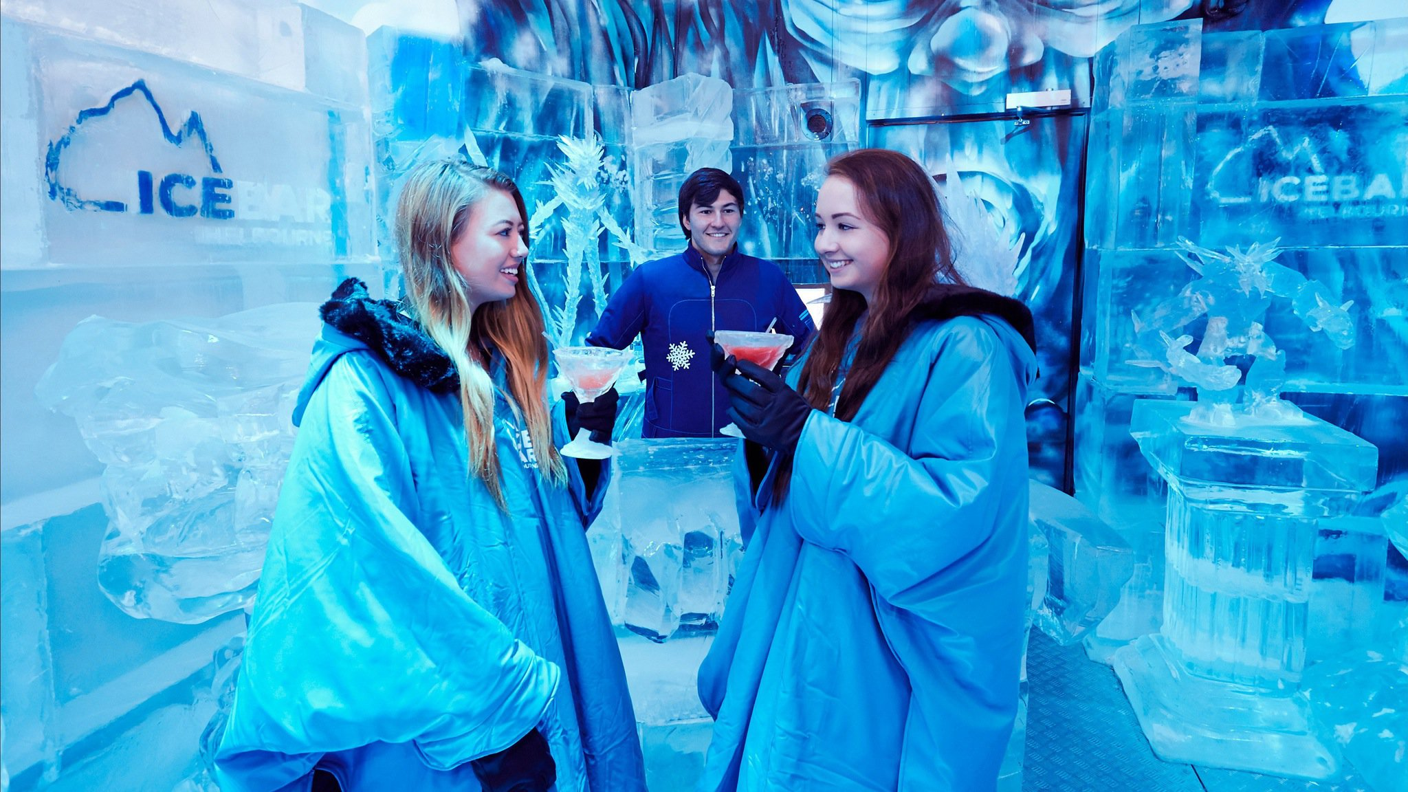 Icebar Melbourne - Accommodation Great Ocean Road